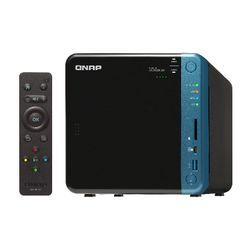 QNAP TS-453B Ethernet LAN Toren Zwart NAS