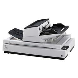 Fujitsu fi-7700 600 x 600 DPI Flatbed-/ADF-scanner Zwart, Wit A3