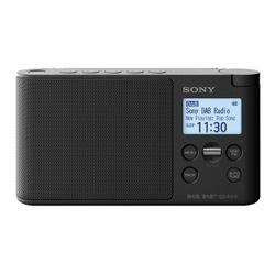 Sony XDR-S41D Draagbaar Digitaal Zwart radio