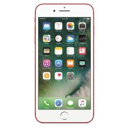 Apple iPhone 7 Plus Single SIM 4G 128GB Rood