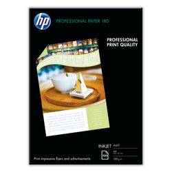 HP Q6592A papier voor inkjetprinter A4 (210x297 mm) Mat 100 vel Wit