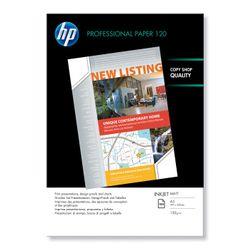HP Professional inkjetpapier, mat, 100 vel, A3/297 x 420 mm papier voor inkjetprinter