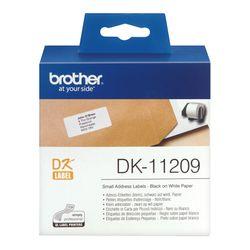 Brother Kleine adreslabels papier 29 x 62 mm