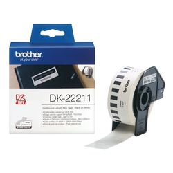 Brother DK-22211 Continuous Wide Tape Film 29 mm