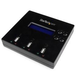 StarTech.com 1:2 standalone USB duplicator en -wisser voor