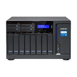QNAP TVS-1282T3 NAS Toren Ethernet LAN Zwart