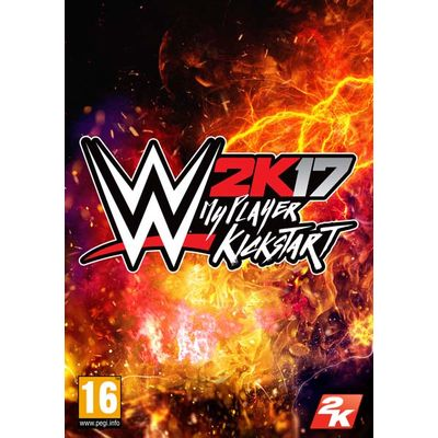 2K WWE 2K17 MyPlayer Kickstart PC Engels