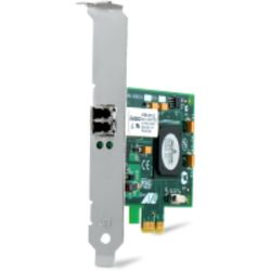 100Mbps Fast Ethernet PCI-Express FiberAdapter Card LC Connector Includes Bothstandard And Low Profi