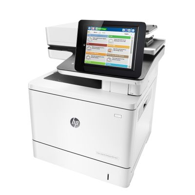 HP LaserJet MFP M577f Kleur A4