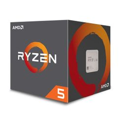 AMD Ryzen 5 1600 3.2GHz 16MB L3 Box processor-YD1600BBAEBOX
