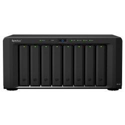 Synology DS1817+ NAS Desktop Ethernet LAN Zwart