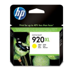 HP 920XL originele high-capacity gele inktcartridge