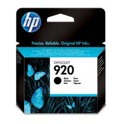 HP 920 originele zwarte inktcartridge