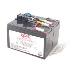 APC 2-Power Replacement Battery Cartridge -48-RBC48