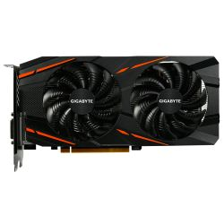 Gigabyte Graphics card PCIe AMD RX580GAMING-8GD grafische