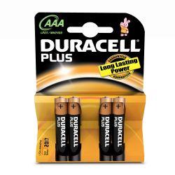 Duracell AAA Plus Alkaline 1.5V niet-oplaadbare batterij