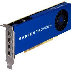 HP AMD Radeon Pro WX 4100 4-GB grafische kaart PROMO