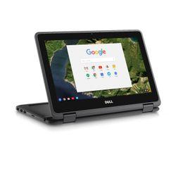 DELL Chromebook 3189 Zwart 29,5 cm (11.6
