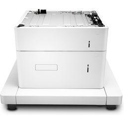HP LaserJet voor 550 vel en high-capacity invoer voor 2000 vel en standaard