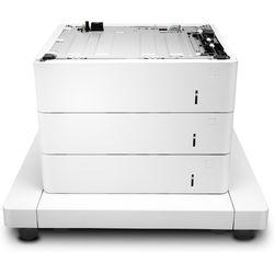HP LaserJet 3x550-sheet papierinvoer met kast