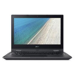 "Acer TravelMate Spin B1 TMB118-RN-P7B9 1.1GHz N4200 11.6"" 1920 x 1080Pixels Touchscreen Zwart Hybride (2-in-1)"