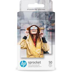 HP ZINK zelfklevend fotopapier, 50 vel/5 x 7,6 cm