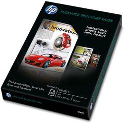 HP PageWide glanzend brochurepapier, 200 vel A4/210 x 297 mm papier voor inkjetprinter
