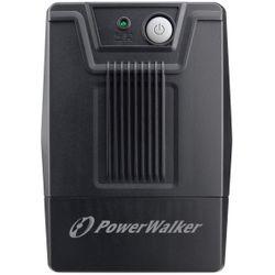 PowerWalker 10121025 Line-Interactive 800VA 2AC-uitgang(en)
