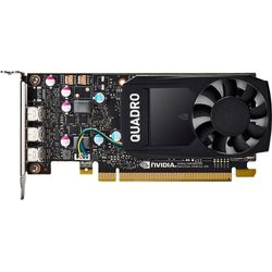 HP NVIDIA Quadro P2000 grafische kaart-1ME41AT