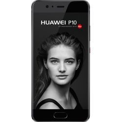 """Huawei P10 5.1"""" Dual SIM 4G 4GB 64GB 3200mAh Zwart, Grafiet"""