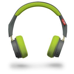 Plantronics BackBeat 500 mobiele hoofdtelefoon Stereofonisch Hoofdband Groen, Grijs
