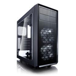 Fractal Design Focus G Midi-Toren Zwart computerbehuizing