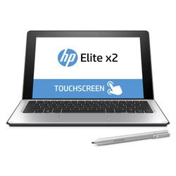 "HP Elite x2 1012 G1 en Premium Sleeve (L5H36ET+YZ645AA) 1.1GHz m5-6Y54 12"" 1920 x 1280Pixels Touchscreen 3G 4G Zilver Ultrabook"
