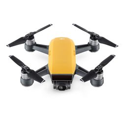 DJI Spark Fly More Combo camera-drone 4 propellers 12 MP