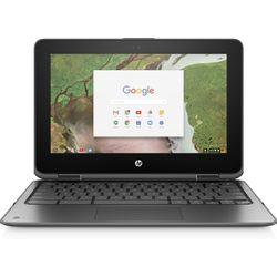 HP Chromebook x360 11 G1 EE Zilver 29,5 cm (11.6