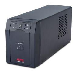 APC Smart-UPS SC 620VA. Output power capacity: 620 VA, Uitgangsvermogen: 390 W. Type accu/batterij: Maintenance-free sealed Lead