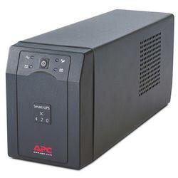 APC Smart-UPS 420VA noodstroomvoeding 4x C13 uitgang, serieel