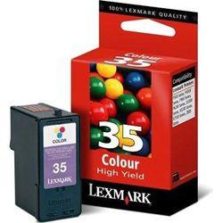 Lexmark Nr. 35XL hoog rendement kleuren inktcartridge