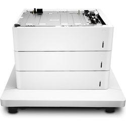 HP Color LaserJet 3x550 papierinvoer en standaard