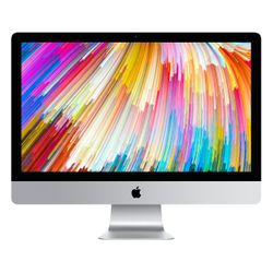 "Apple iMac 3.8GHz 27"" 5120 x 2880Pixels Zilver Alles-in-één-pc"
