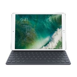 Apple Smart Smart Connector Amerikaans Engels Zwart toetsenbord voor mobiel apparaat