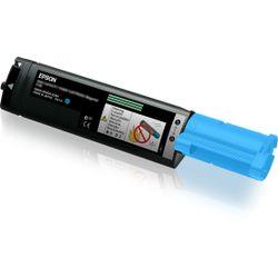 Epson Toner cyaan S050189 AcuBrite Hoge capaciteit