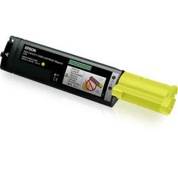 Epson Toner geel S050187 AcuBrite Hoge capaciteit