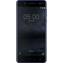 "Nokia 5 5.2"" Single SIM 4G 2GB 16GB 3000mAh Blauw"