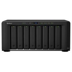 Synology DiskStation DS1817 NAS Desktop Ethernet LAN Zwart data-opslag-server