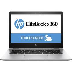 """HP EliteBook x360 en Premium Sleeve (1EP23EA+YZ645AA) 2.70GHz i7-7500U 13.3"""" 3840 x 2160Pixels Touchscreen 3G 4G Zilver Notebook"""