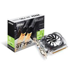 MSI Geforce GT 730 grafische kaart