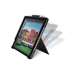 Logitech SLIM COMBO toetsenbord voor mobiel apparaat Zwart QWERTY Brits Engels Smart Connector