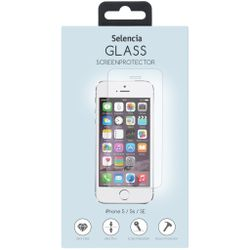 Selencia Gehard glas screenprotector iPhone 5 / 5s / SE -