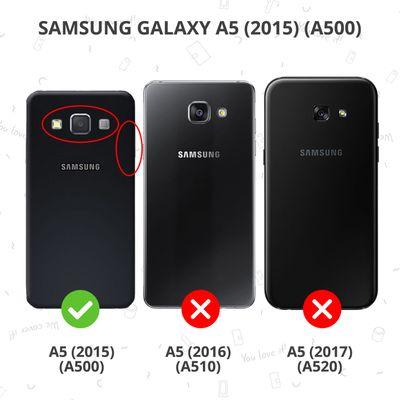 Selencia Anti-fingerprint screenprotector Samsung Galaxy